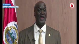 Diputados aprobaron 136 leyes durante gestión de Cruickshank