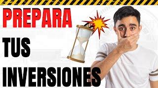 Se apróxima ALGO GRANDE EN BOLSA?? | Prepara TU PORTAFOLIO YA!????