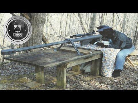 Anzio 20 mm el primer rifle antimaterial de Estados Unidos.