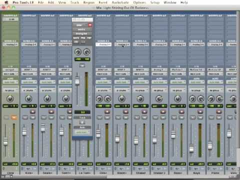 Download Youtube to mp3: Pro Tools 12, 11, 10 & 9 & 8 mixing