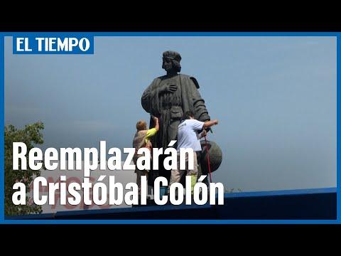 Mexico reemplazara estatua de Cristobal  Colon por la de una mujer indigena