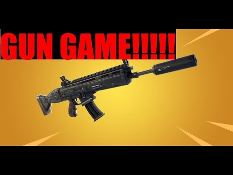 Shoot At Different Shooting Galleries Fortnite
