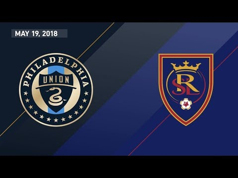 HIGHLIGHTS: Philadelphia Union vs. Real Salt Lake | May 19, 2018
