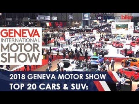 connectYoutube - 2018 Geneva Auto Show: Top 20 Cars And SUVs | NDTV carandbike