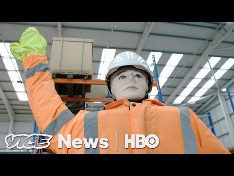 Bird Poo On Wind Turbines Is A Problem Solved By High Tech Scarecrows (HBO)