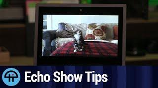 Echo Show Tips