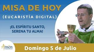 Misa de Hoy Eucaristía Digital Domingo 5 de Julio 2020 l Padre Mariusz Maka