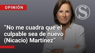 Yo le creo a Nicacio Martínez