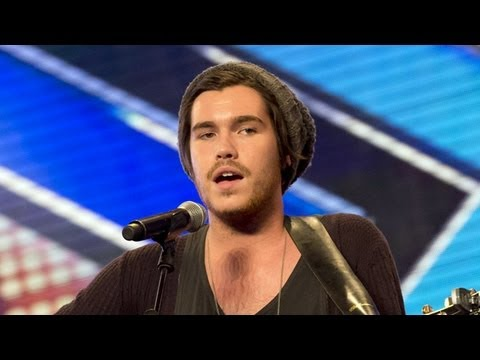 Mancrush Monday: Hot Hunk Audition Tapes Revealed - The X Factor UK 2012