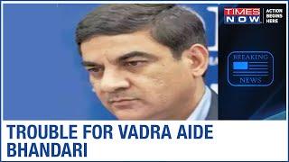 Big trouble for Sanjay Bhandai; CBI registers a fresh case against him - TIMESNOWONLINE