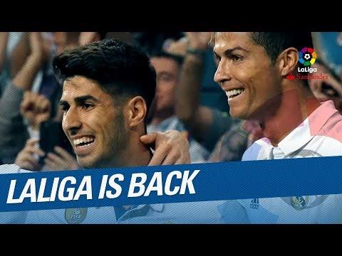 LaLiga Santander is back!