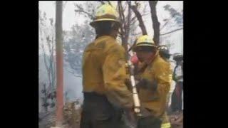 Rendirán homenaje póstumo a los dos bomberos que murieron cumpliendo su deber