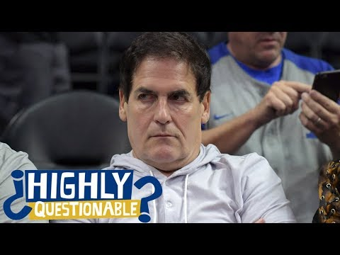connectYoutube - Controversy swirling around Dallas Mavericks | Highly Questionable | ESPN