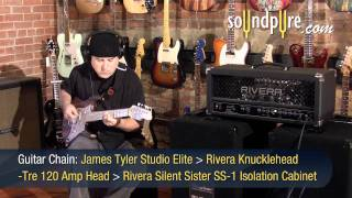 James Tyler Studio Elite Electric Guitar with Hazmat Schmear