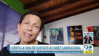 Mayo 22 2020 - Este fin de semana se presentará el documental sobre Gustavo Álvarez Gardeazábal