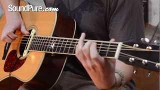 LR Baggs M80 Acoustic Pickup Demo