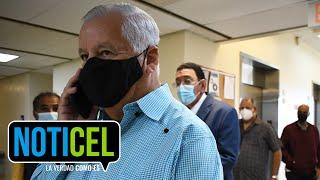 Para noviembre el inicio de juicio contra Héctor O'Neill
