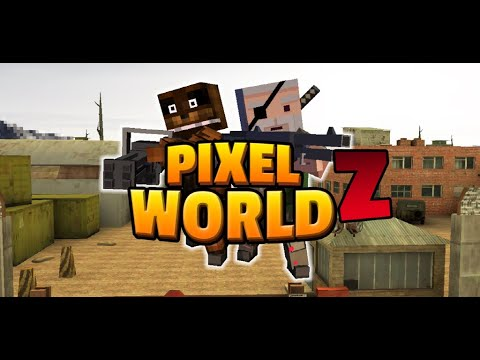 pixel z gunner 3d fps apk