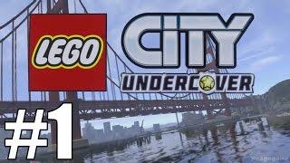 LEGO City Undercover ( Switch) Gameplay Walkthrough Part 1