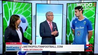 Metropolitan Football Club representará a Puerto Rico en campeonato