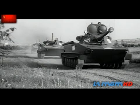 Amphibious Light Tank PT-76 ( Object 740 ) - ПТ 76 ( Объект 740 )