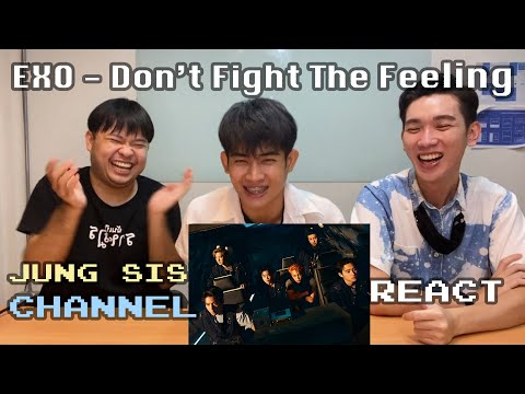 EXO-엑소-Dont-fight-the-feeling-