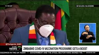 Zimbabwe's COVID-19 vaccination programme boosted after receiving Russia's Sputnik V vaccine