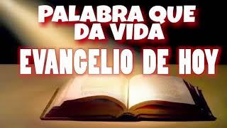 EVANGELIO DE HOY JUEVES 22 DE ABRIL CON ORACIÓN Y REFLEXIÓN   PALABRA QUE DA VIDA