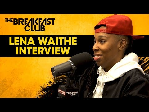 connectYoutube - Lena Waithe Discusses 'The Chi', Being Unapologetic, Bill Cosby + More