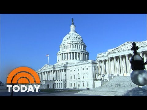 connectYoutube - Government Shutdown Stretches Into Third Day | TODAY