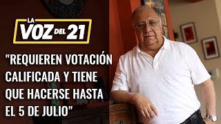 Fernando Tuesta, habla sobre dictámenes de inmunidad y candidatos condenados | CORONAVIRUS PERÚ