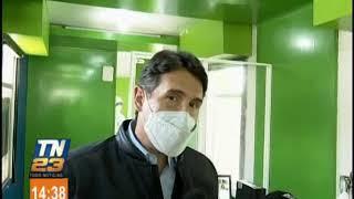 120 casos de COVID-19 detectados en Centros de Bienestar Respiratorios