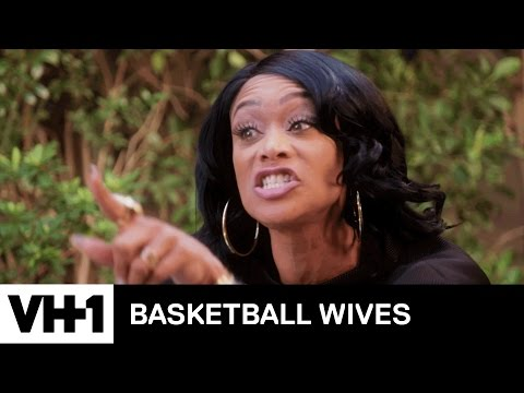 Tami Gets Fired Up | Basketball Wives