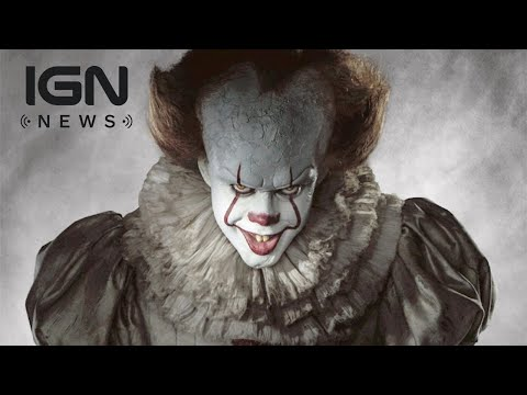 connectYoutube - Stephen King's IT Passes $700 Million Worldwide - IGN News