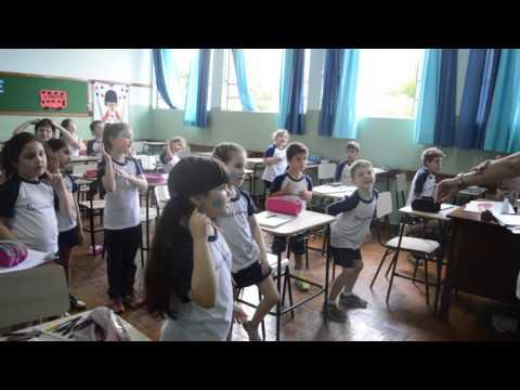 Pré II - Aula de Inglês