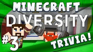 Minecraft Diversity #3 Five Steps (Trivia)