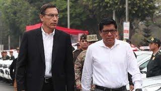 """Jorge del Castillo: """"La explicación del premier Zeballos sobre reunión con Odebrecht fue penosa"""""""