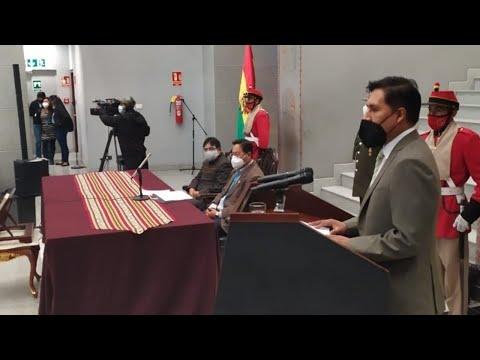 Pdte. Luis Arce: Debemos aguantar y resistir