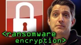 How WanaCrypt Encrypts Your Files - Computerphile
