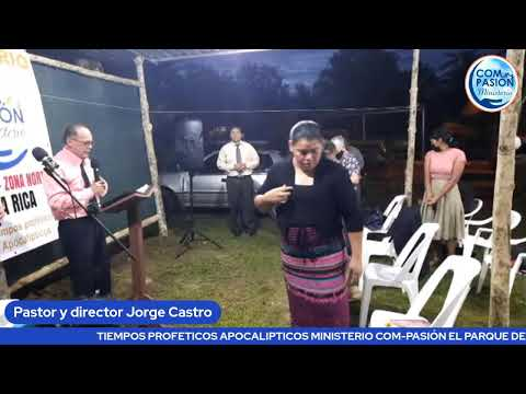 Pastor Jorge