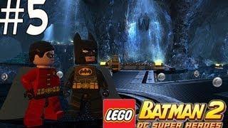 Lego Batman 2 - Walkthrough Part 5 Race to Ace