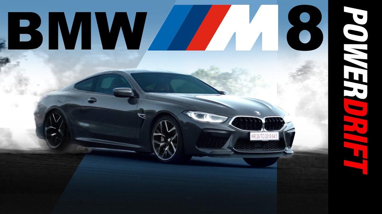 BMW M8 | Touring Delight | PowerDrift