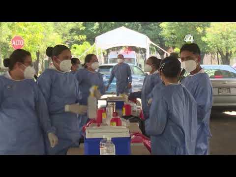 Aplican tan  solo un día  47 mil 155 vacunas contra el covid en Jalisco