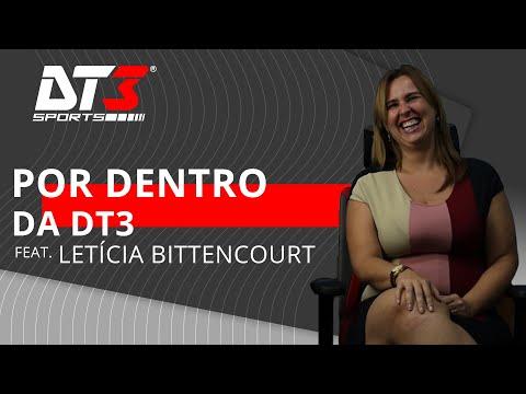 Por Dentro da DT3 - Garantia com Letícia Bittencourt