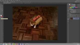 Photoshop CS6 Tutorial - 150 - Quick Masks