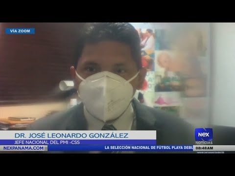 Entrevista al Dr. José Leonardo González, Jefe nacional del PMI - CSS