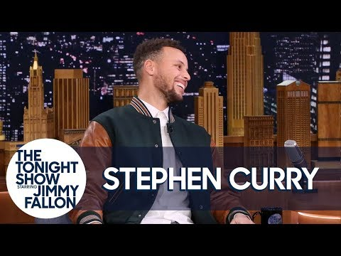 connectYoutube - Stephen Curry Is Official Taste Tester for Wife Ayesha's BBQ Restaurant