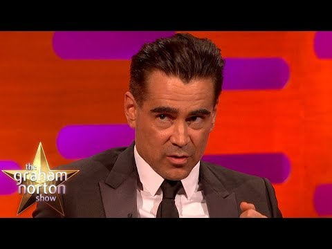 Colin Farrell Keeps Getting Mistaken for Colin Firth | The Graham Norton Show