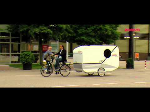bicycle camper trailer for burningman vidoemo. Black Bedroom Furniture Sets. Home Design Ideas