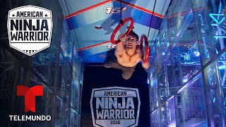 Drew Drechsel regresará al Monte Midoriyama | American Ninja Warrior | Telemundo